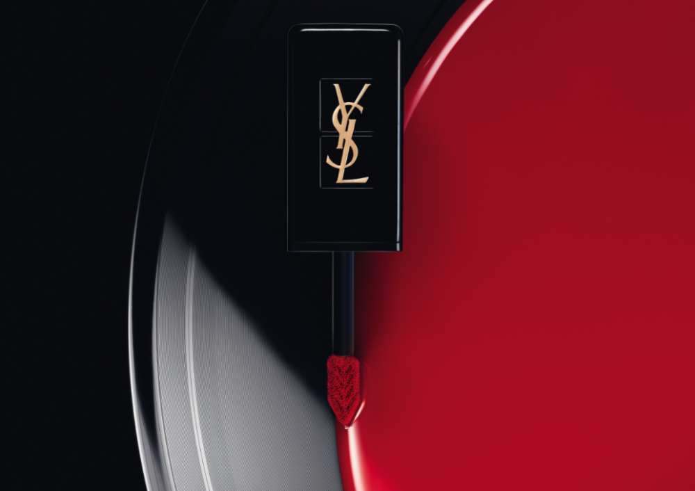YSL VINYL COUTURE